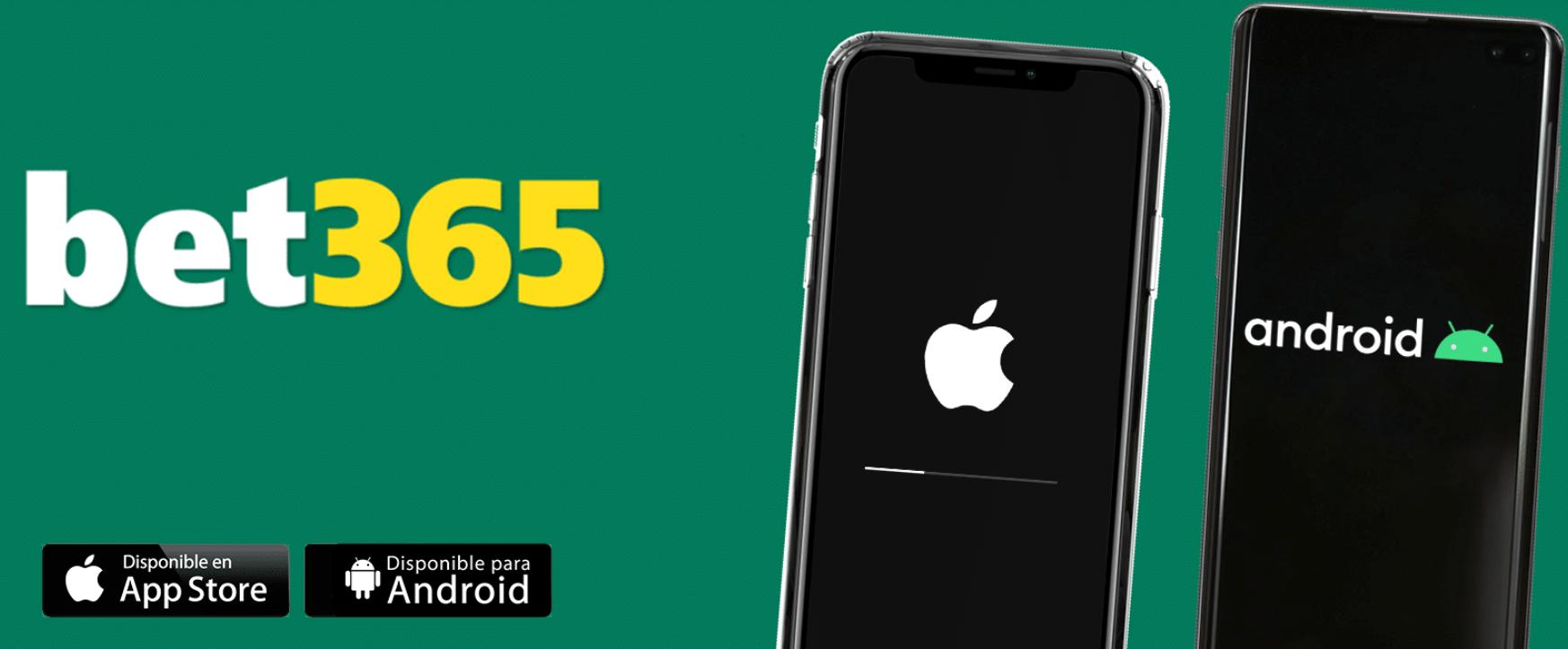 Bet365 app Android descargar