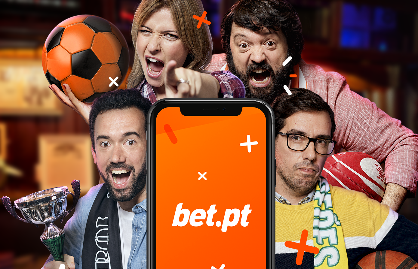 Bet.pt app Android download